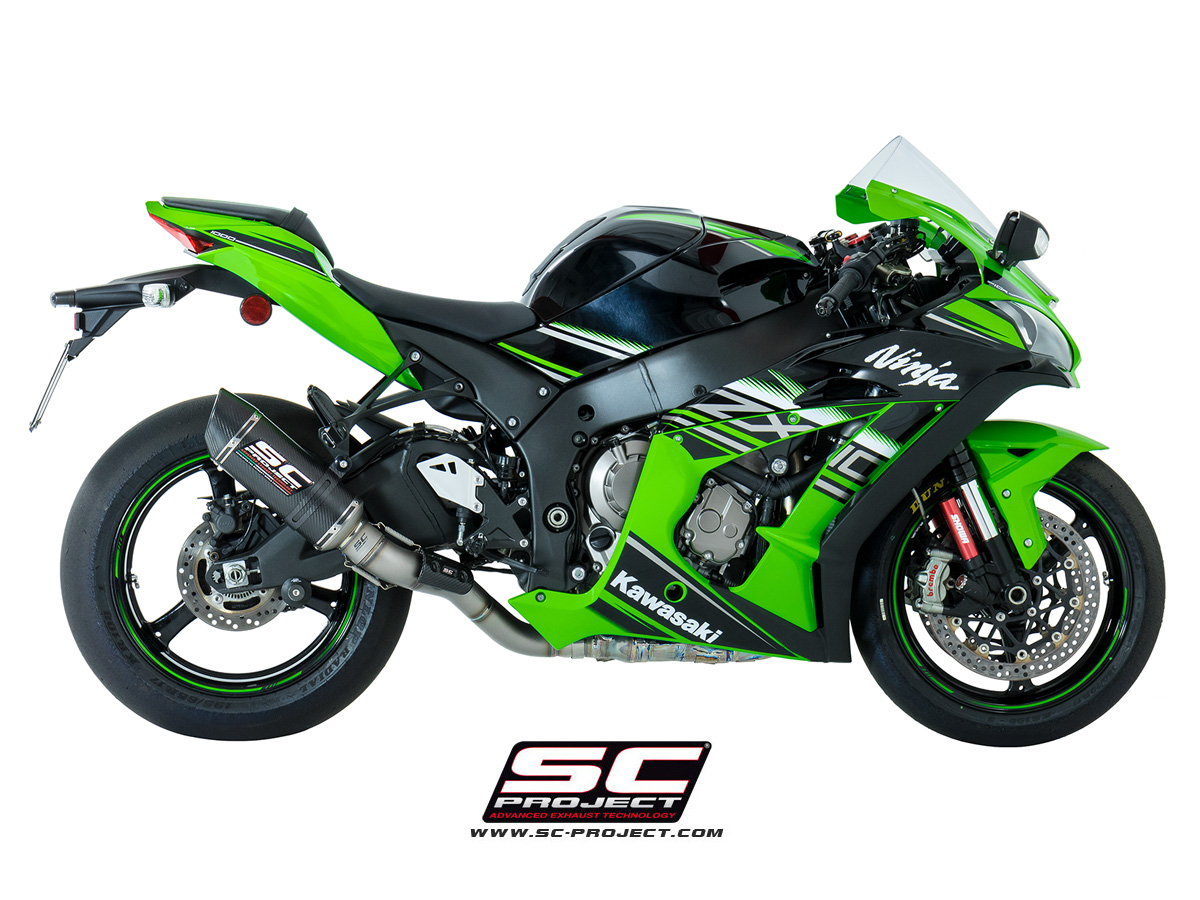 best exhaust kawasaki zx10r scproject
