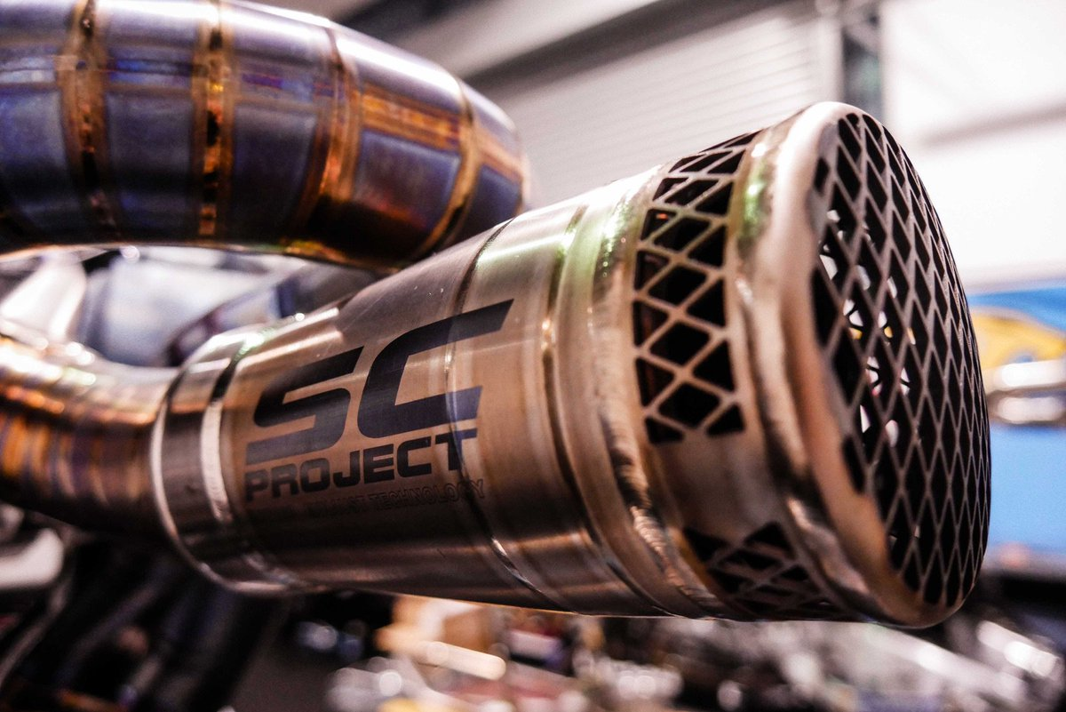 Is Sc Project The Loudest Exhaust
