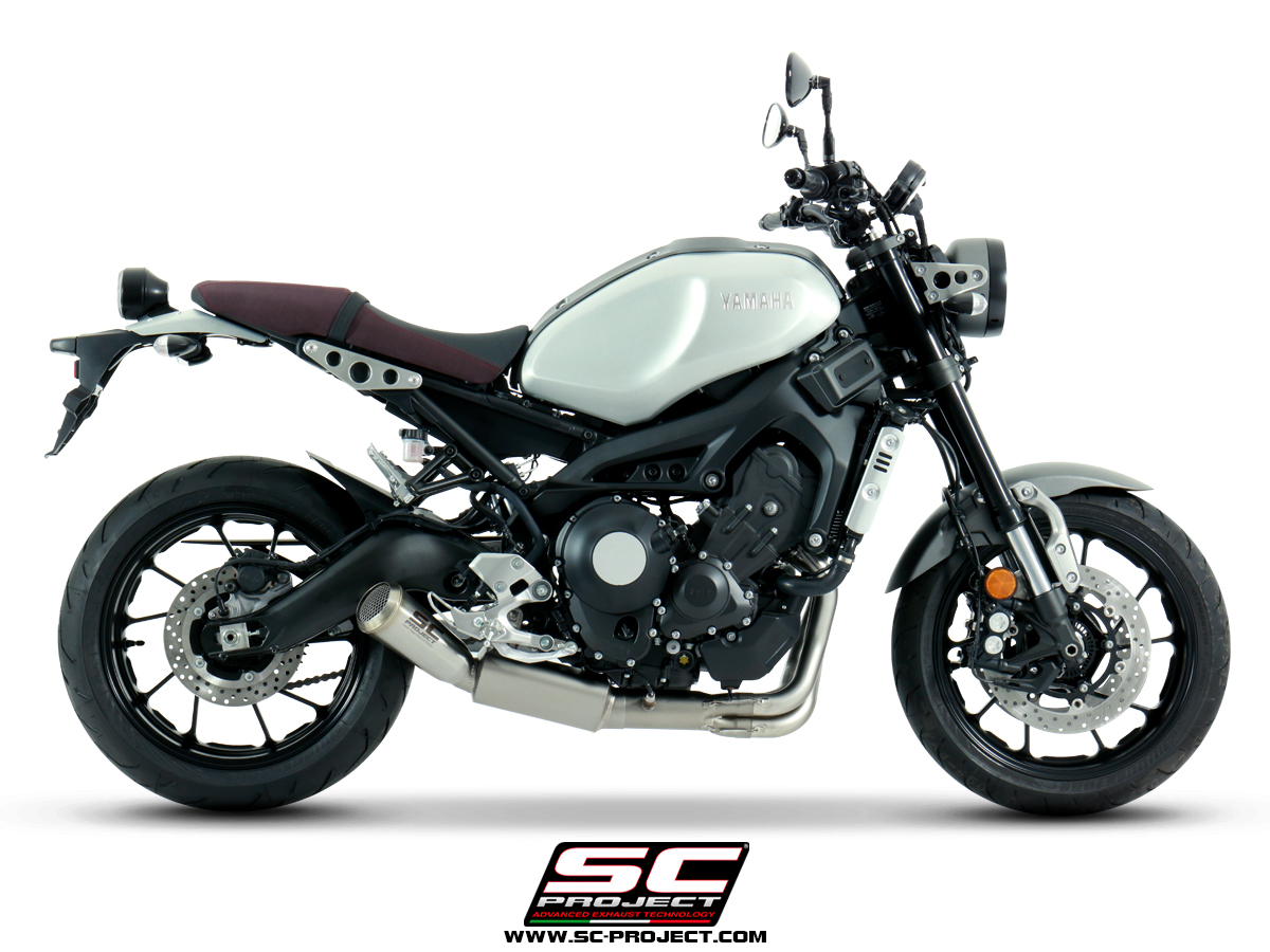 yamaha xsr900 full system exhaust sc-project