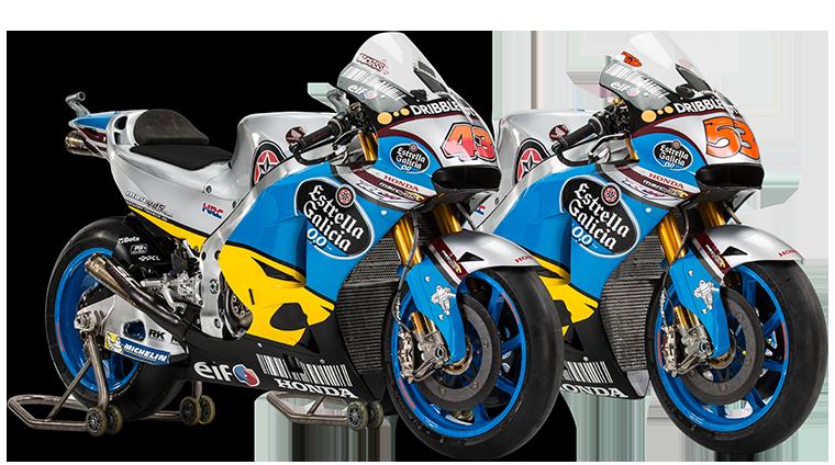 2018 Team Estrella Galicia 0,0 Launch. 2018 Qatar MotoGP Test. 2018 Buriram  MotoGP Test