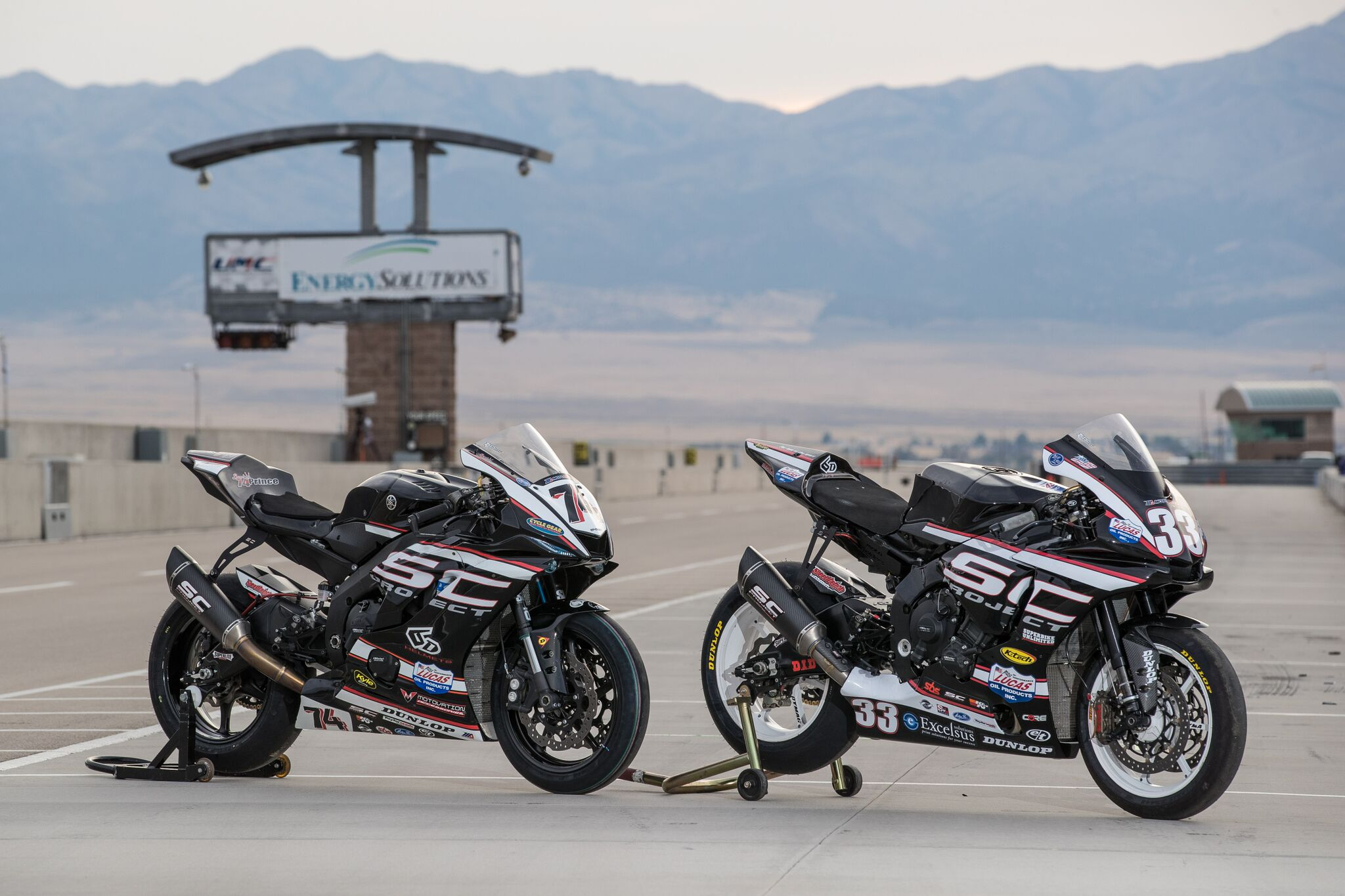SCProject sc1r yamaha Exhaust Racing