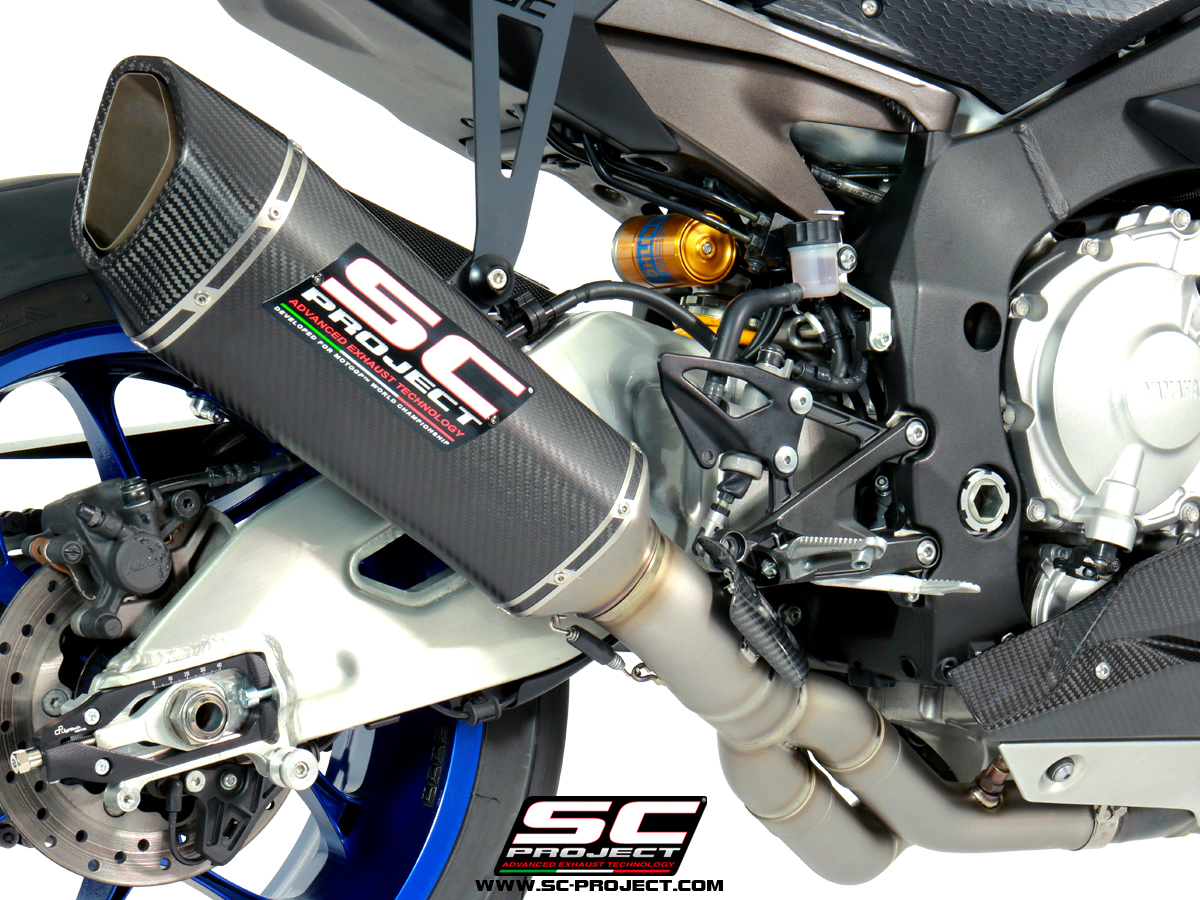 Official USA Distributor for SC-Project Exhausts