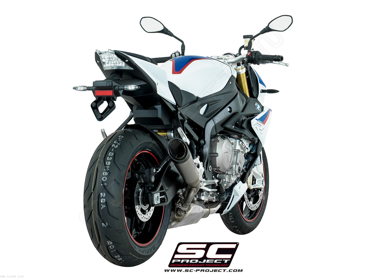 S1 Exhaust By Sc Project Bmw S1000r 2018 B27 T41t