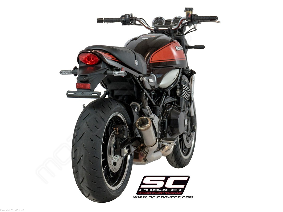 s1 gp exhaust by sc project kawasaki z900rs 2018 k29 43a. Black Bedroom Furniture Sets. Home Design Ideas