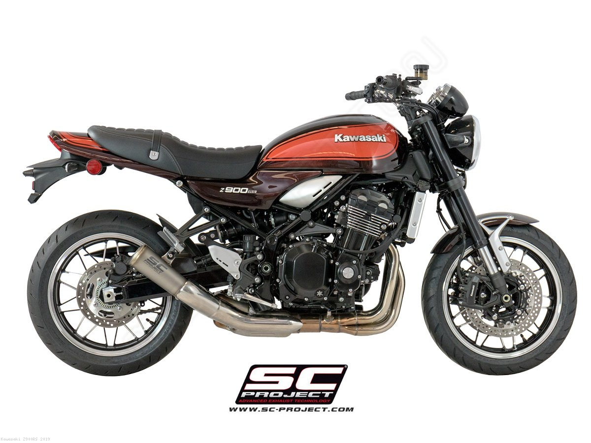 s1 gp exhaust by sc project kawasaki z900rs 2019 k29. Black Bedroom Furniture Sets. Home Design Ideas