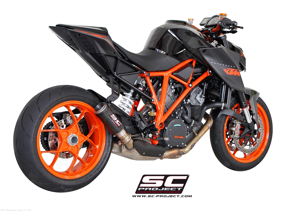 cr t exhaust by sc project ktm 1290 super duke r 2017 ktm07 k38. Black Bedroom Furniture Sets. Home Design Ideas