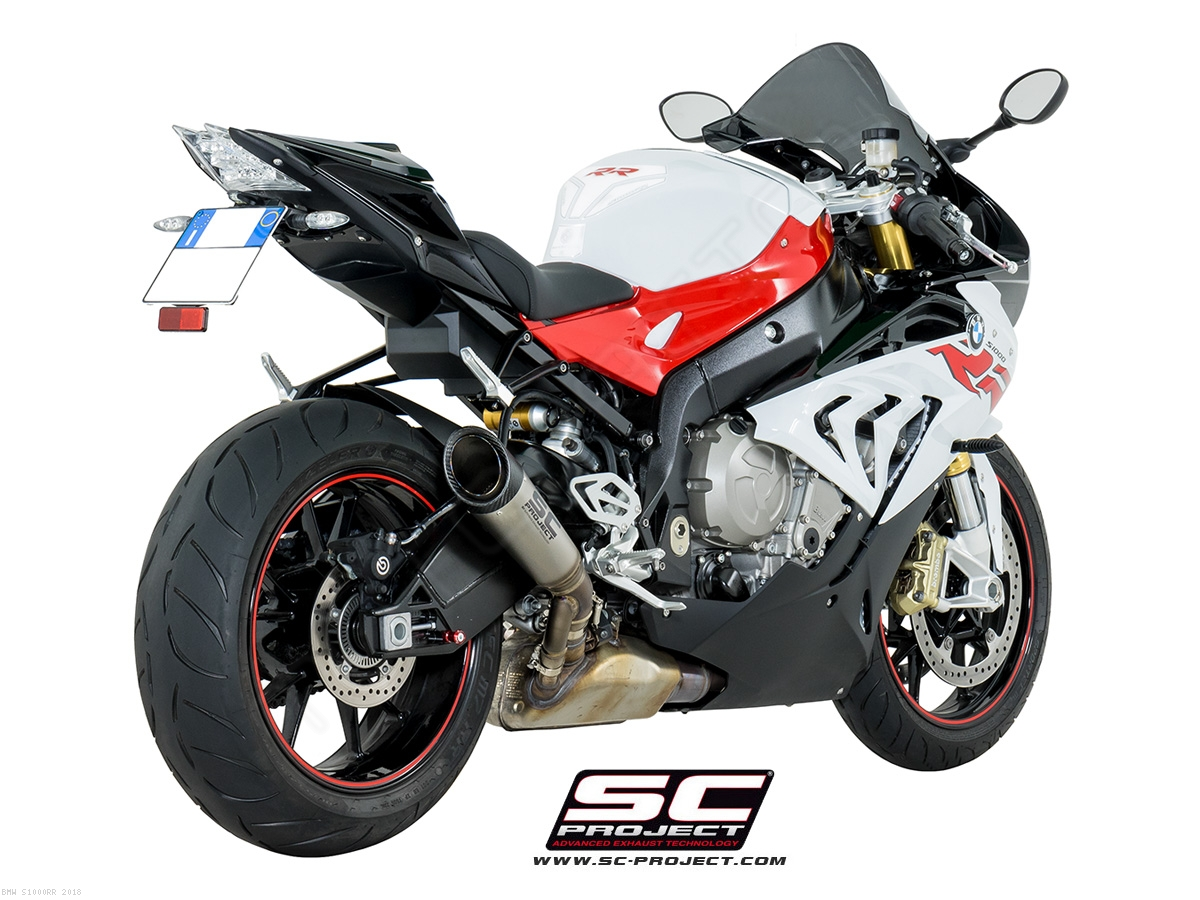 S1 Exhaust by SC-Project BMW / S1000RR / 2018 (B25-T41T)