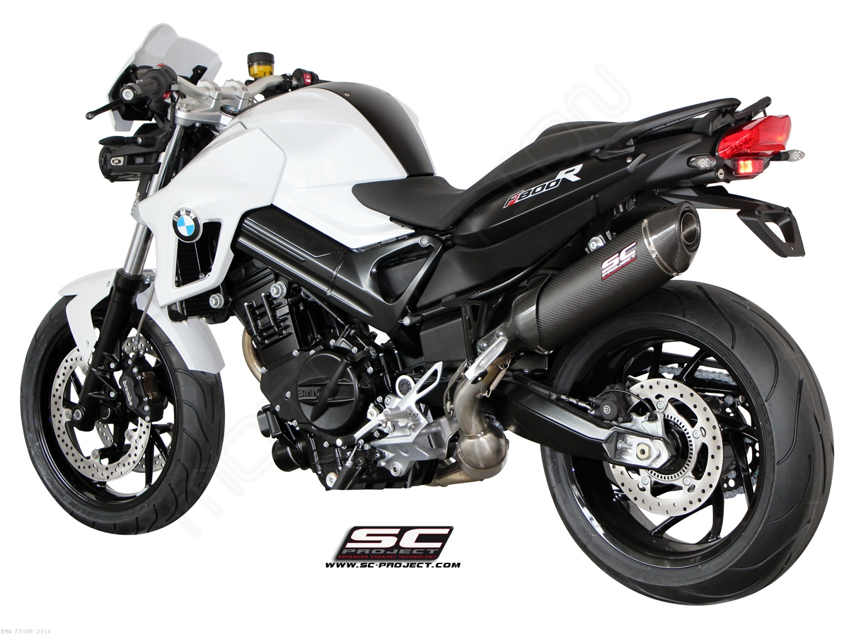 Oval Sport Edition Exhaust By Sc Project Bmw F800r 2010 B01 02se