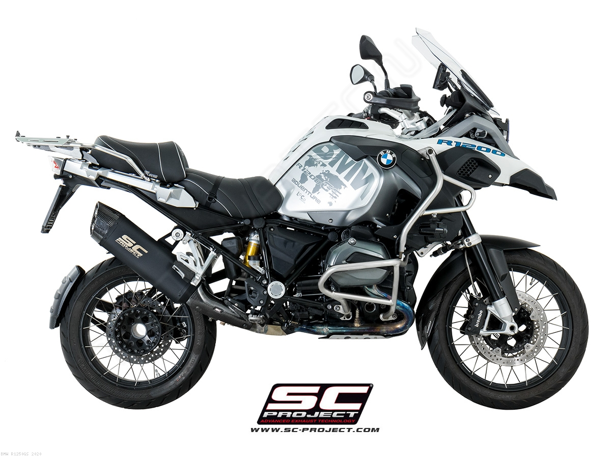 adventure exhaust bmw r1250gs 2020 b30 86mb. Black Bedroom Furniture Sets. Home Design Ideas