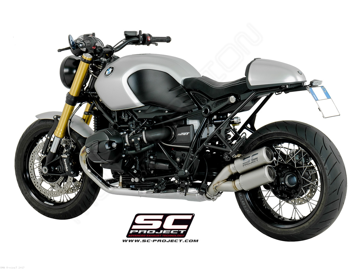 dual cr t exhaust by sc project bmw r ninet 2017 b18 dt36t. Black Bedroom Furniture Sets. Home Design Ideas