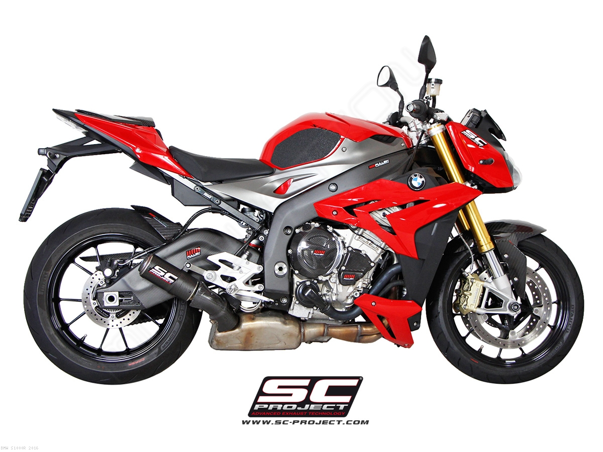 Cr T Exhaust By Sc Project Bmw S1000r 2016