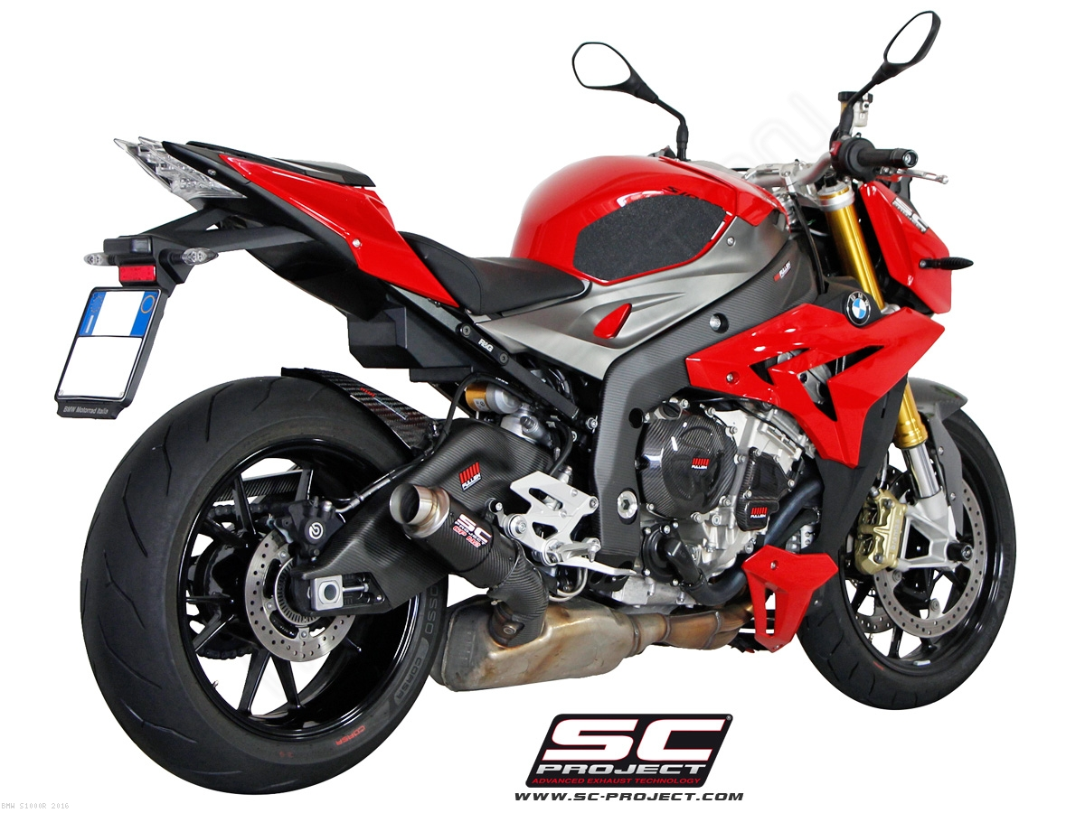 Gp M2 Exhaust By Sc Project Bmw S1000r 2016