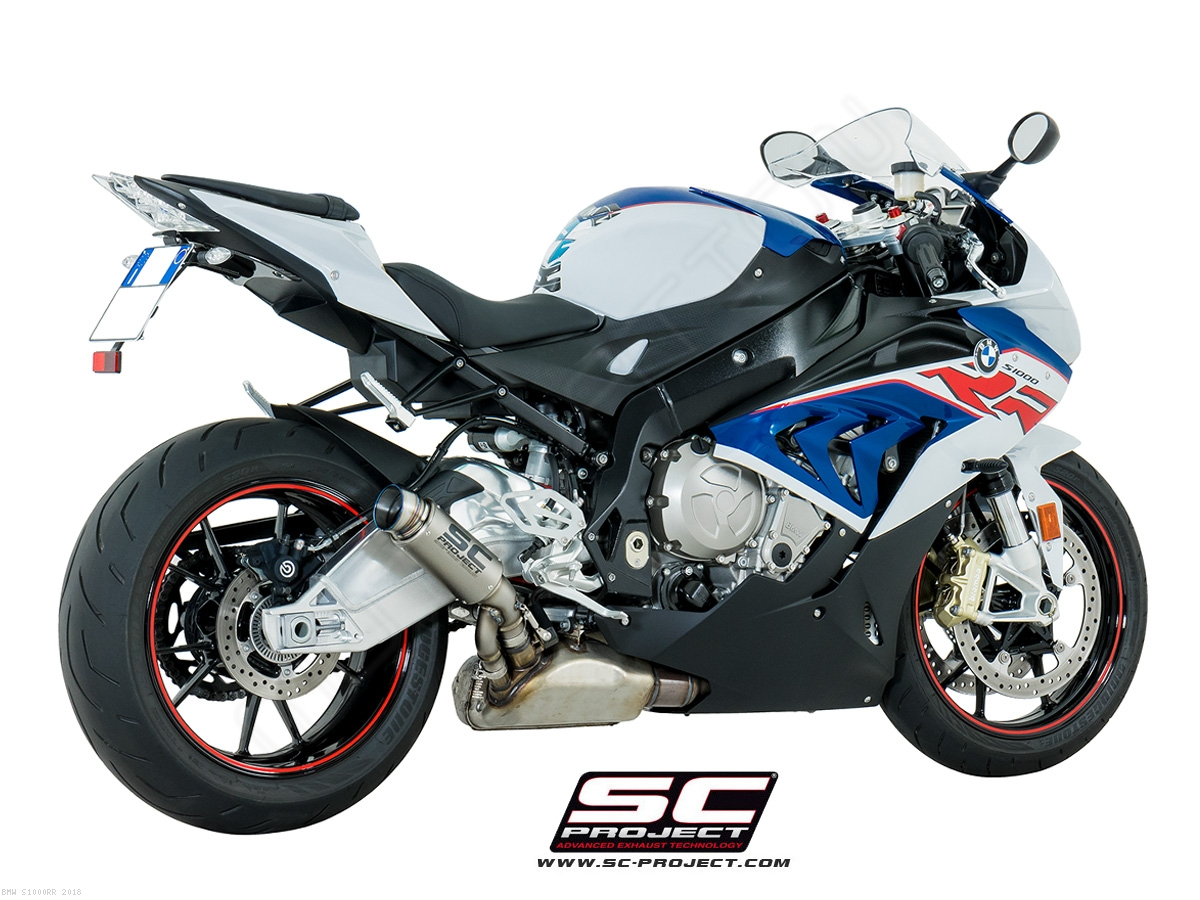 gp70 r exhaust by sc project bmw s1000rr 2018 b25 t70t. Black Bedroom Furniture Sets. Home Design Ideas