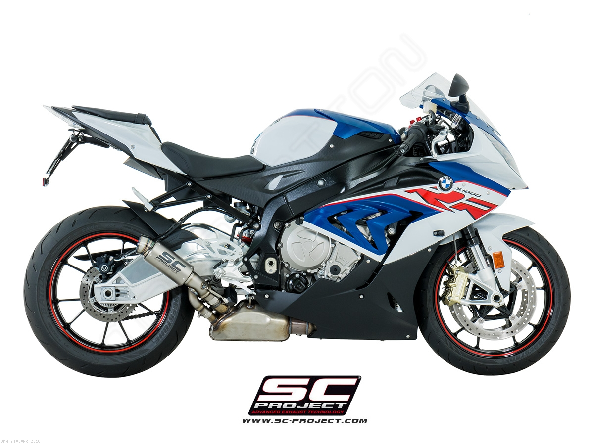 Gp70 R Exhaust By Sc Project Bmw S1000rr 2018 B25 T70t