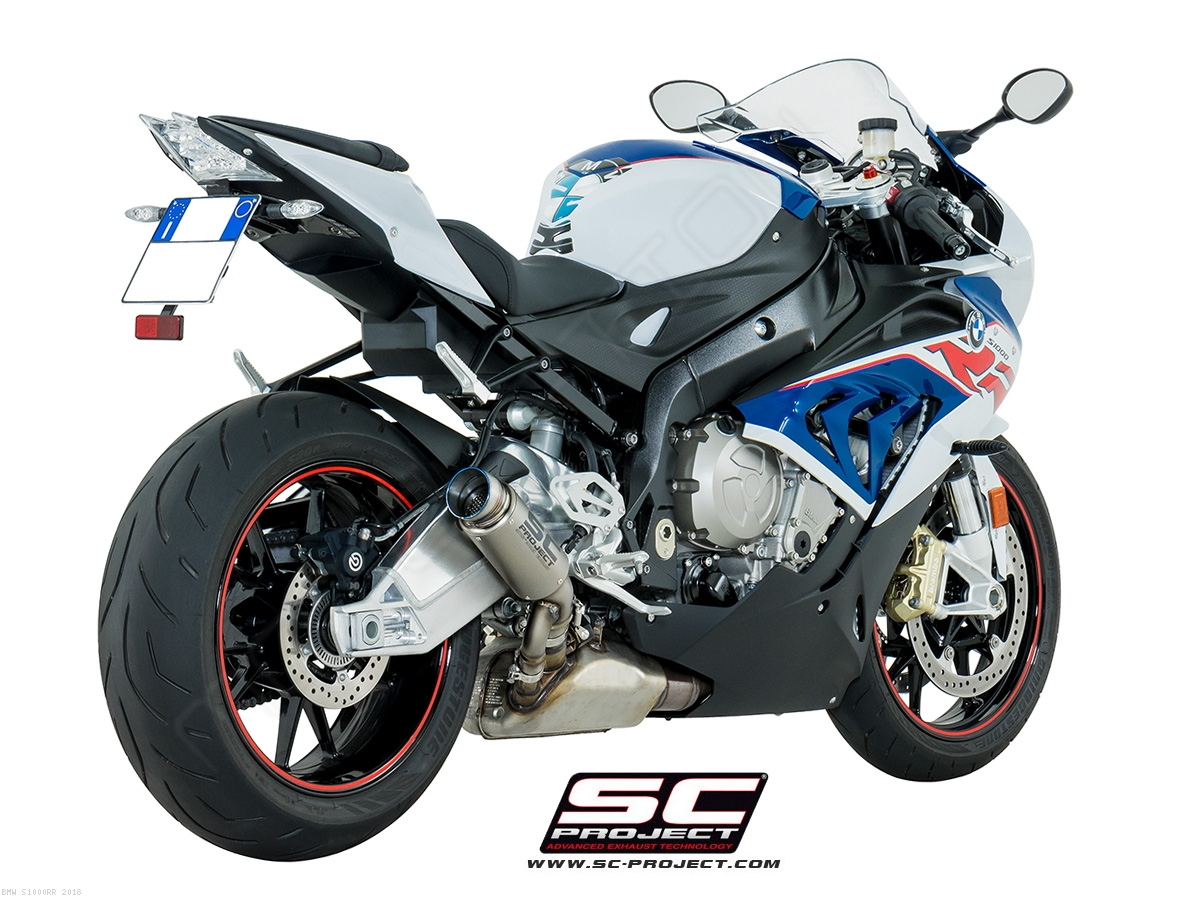 GP70-R Exhaust by SC-Project BMW / S1000RR / 2018 (B25-T70T)