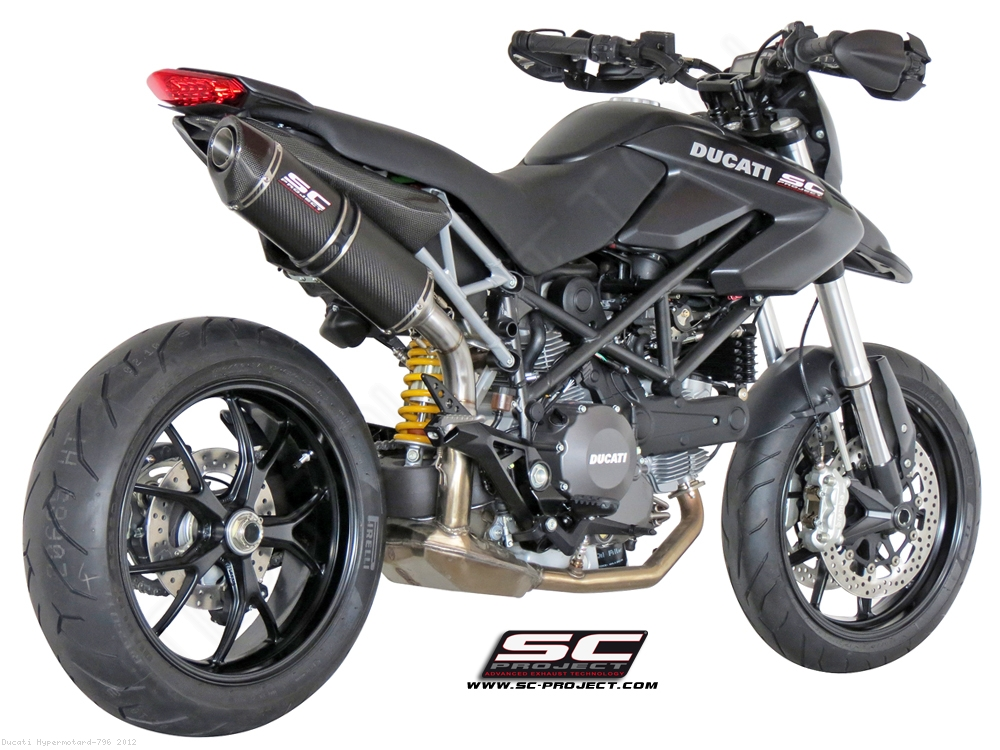 oval exhaust by sc project ducati hypermotard 796 2012 d05 02. Black Bedroom Furniture Sets. Home Design Ideas