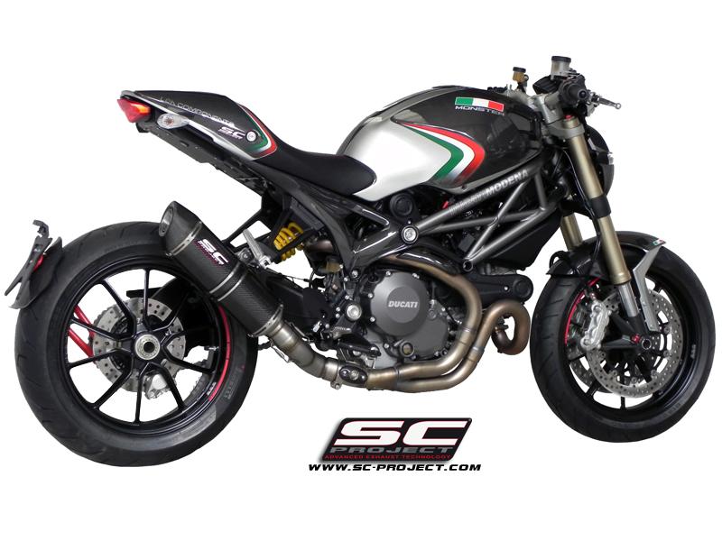 Ducati Monster Evo Cc