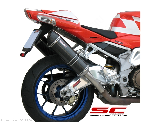 Oval Exhaust