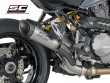Titanium S1 Exhaust by SC-Project