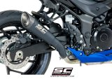 Black Edition Titanium S1 Exhaust by SC-Project