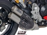 Dual Titanium CR-T Exhaust by SC-Project