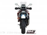"""Adventure"" Exhaust by SC-Project KTM / 1190 Adventure / 2013"