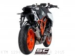CR-T Exhaust by SC-Project KTM / 1290 Super Duke R / 2015