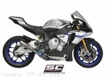 CR-T Exhaust by SC-Project Yamaha / YZF-R1 / 2017