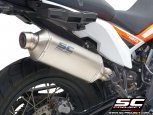 Rally Raid Exhaust