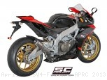 CR-T Exhaust by SC-Project Aprilia / RSV4 Factory APRC / 2013