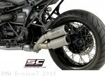 CR-T Exhaust by SC-Project BMW / R nineT / 2019