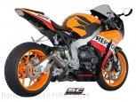 CR-T Exhaust by SC-Project Honda / CBR1000RR / 2014