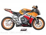 CR-T Exhaust by SC-Project Honda / CBR1000RR / 2012