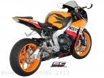 CR-T Exhaust by SC-Project Honda / CBR1000RR / 2013