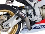 CR-T Exhaust by SC-Project Honda / CBR1000RR / 2018