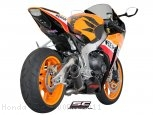 Oval Exhaust by SC-Project Honda / CBR1000RR / 2011