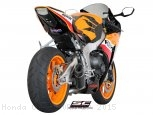 Oval Exhaust by SC-Project Honda / CBR1000RR SP / 2015
