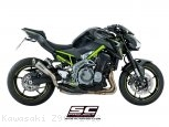 S1 Exhaust by SC-Project Kawasaki / Z900 / 2018