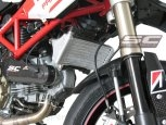 Oil Cooler By SC-Project Ducati / Hypermotard 1100 S / 2009