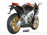 CR-T Exhaust by SC-Project Aprilia / RSV4 Factory APRC / 2012