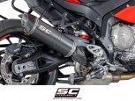 Oval High Mount Exhaust