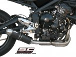 GP-EVO Low Mount Full System Exhaust by SC-Project