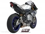 CR-T Exhaust by SC-Project Yamaha / YZF-R1S / 2016