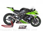 CR-T Exhaust by SC-Project Kawasaki / Ninja ZX-10R / 2014