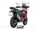 """Adventure"" Exhaust by SC-Project KTM / 1290 Super Adventure / 2020"
