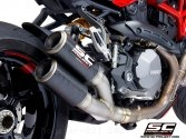 CR-T Exhaust by SC-Project Ducati / Monster 821 / 2020