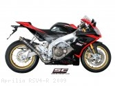 GP Exhaust by SC-Project Aprilia / RSV4 R / 2009