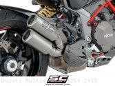 CR-T Exhaust by SC-Project Ducati / Multistrada 1260 / 2018