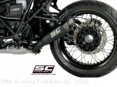 S1 Exhaust by SC-Project BMW / R nineT Urban GS / 2018
