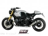 CR-T Exhaust by SC-Project BMW / R nineT / 2015